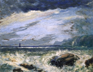 Private collection, 1908, oil on board