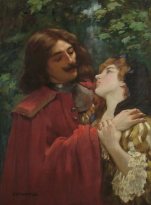 A Gallant Knight - William Arthur Breakspeare