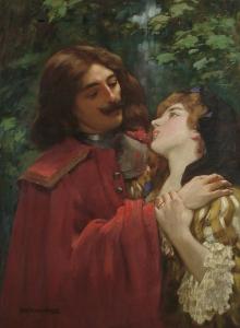 A Gallant Knight - William Arthur Breakspeare