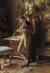 Private collection, 1896
