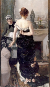 After the Ball - Alfred Roll