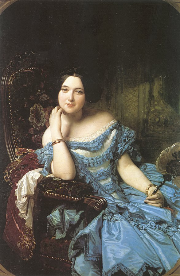 1853, Oil on canvas, Museo del Prado, Madrid