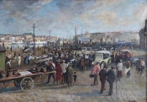 Château-Musée de Dieppe  (France - Dieppe), 1929, oil on canvas