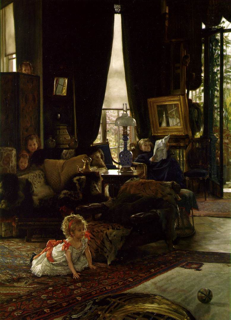 Oil on wood, 1877, National Gallery of Art, Washington