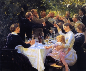 Göteborgs konstmuseum  (Sweden - Goteborg) , 1888, oil on canvas
