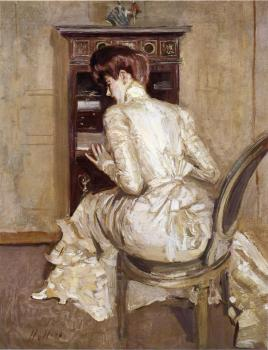 Private collection, 1900, oil on canvas
