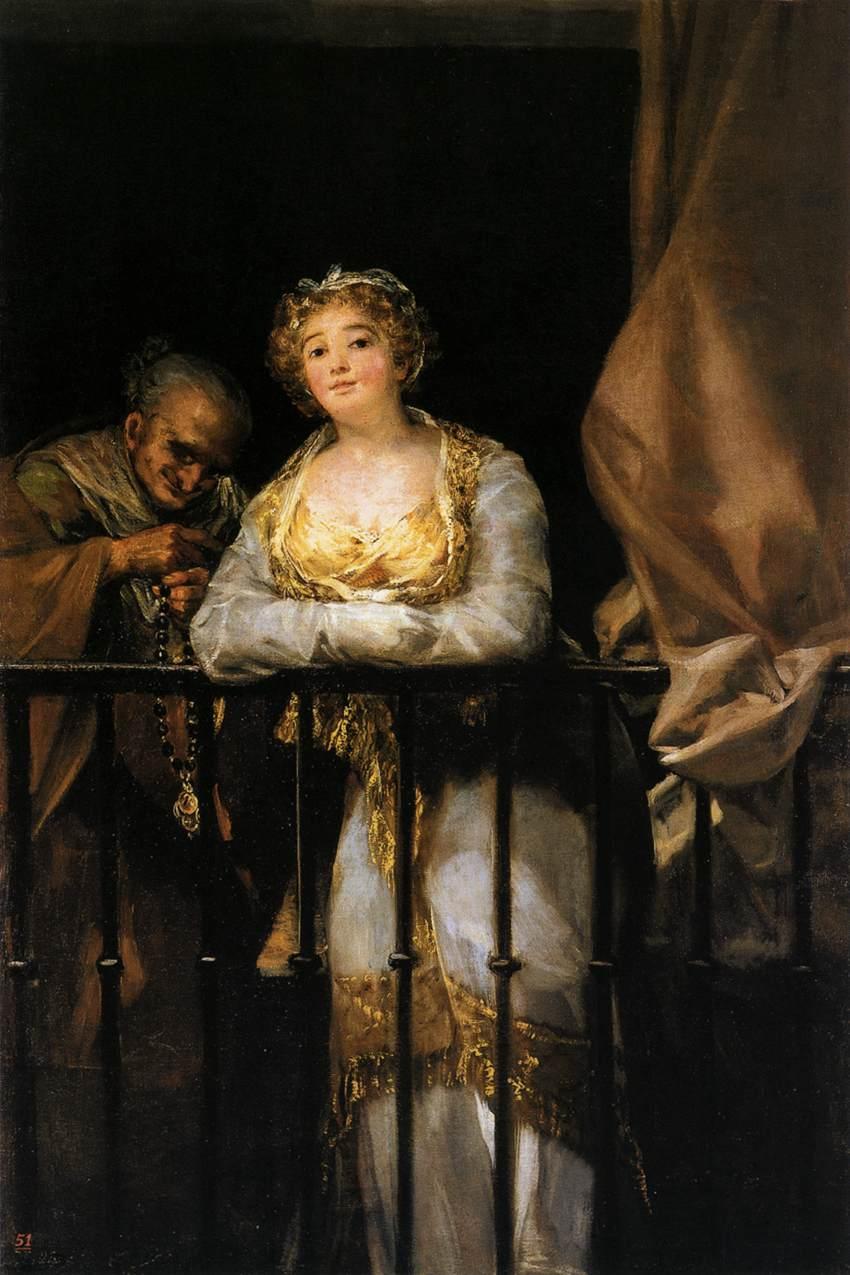 Oil on canvas, 1802 – 1812, Collection Bartolomé March, Palma de Mallorca