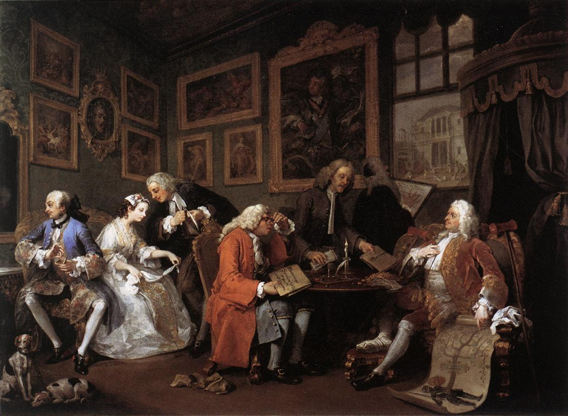 Oil on canvas, 1743, National Gallery, London