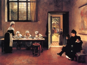 Private collection, 1879, oil on canvas