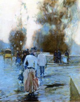 circa 1888 - 1889,   oil on panel