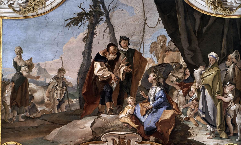Fresco, 1724-29, Palazzo Patriarcale, Udine
