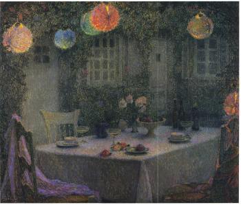 Oil on canvas, 1924