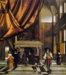 Museo Thyssen-Bornemisza -Madrid  (Spain - Madrid), 1661 - 1670 , oil on canvas