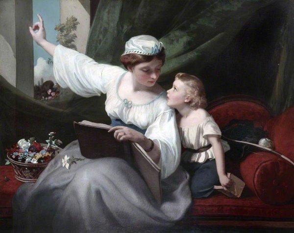 The Fairy Tale - James Sant