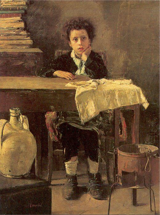 1876 Musée d'Orsay, Paris