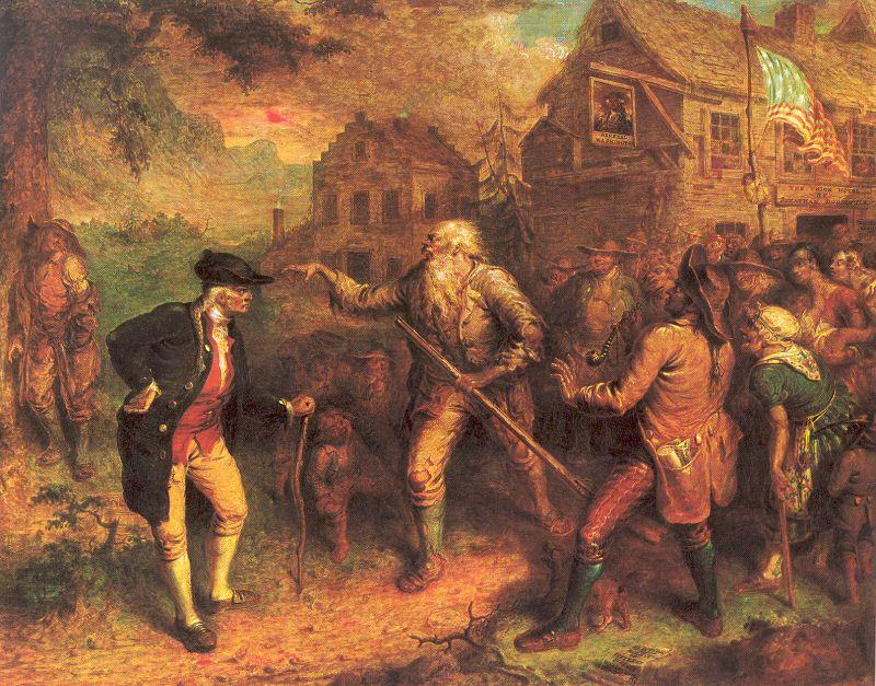 Oil on canvas, 1829, National Gallery of Art Washington D.C