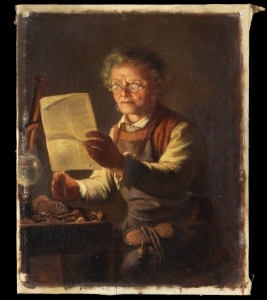 Nationalmuseum - Stockholm  (Sweden - Stockholm), 1870, oil on canvas