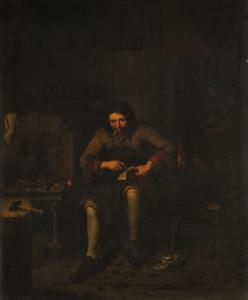 Museo Nacional de Bellas Artes - Buenos Aires  (Argentina - Buenos Aires), oil on canvas