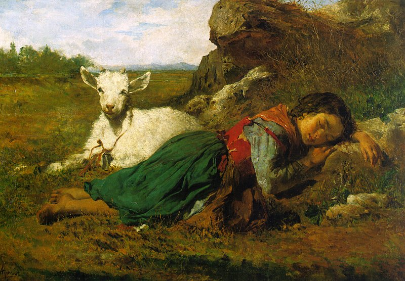 1866, oil on canvas, Museo del Prado, Madrid