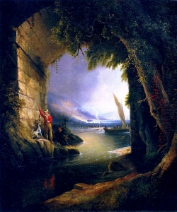 Private collection, 1828, oil on canvas