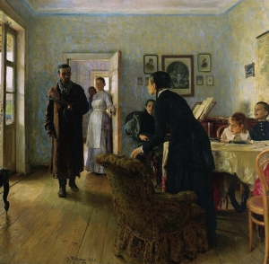 Tretyakov Gallery - Moscow  (Russian Federation - Moscow), 1884-1888, oil on canvas