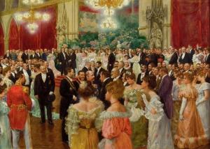Vienna Municipal Ball - Wilhelm Gause