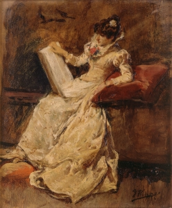 Museo de Bellas Artes de Valencia, Spain, 1888, oil on canvas
