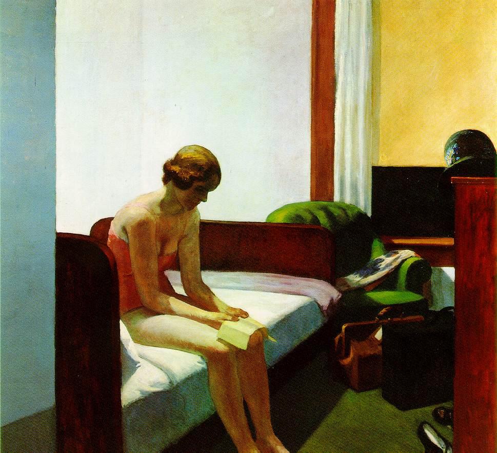 1931 Oil on canvas, Thyssen - Bornemisza Collection